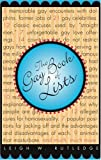 Rutledge, Leigh: The: Gay Book of Lists,  3rd Edition