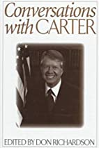 Conversations With Carter by Jimmy Carter