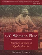 So Sweet to Labor: Rural Women in America…