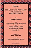 Atwater, Edward E.: History of the Colony of New Haven to Its Absorption into Connecticut