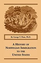 A History of Norwegian Immigration to the…