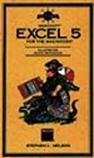 Field Guide to Microsoft Excel 5 for the…