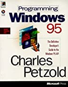 Programming Windows 95 by Charles Petzold