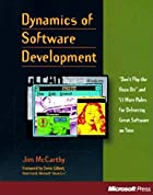 Dynamics of Software Development by Jim…