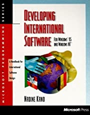Developing International Software for…