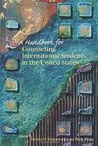 A Handbook for Counseling International…