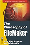 Osborne, John: The Philosophy of Filemaker