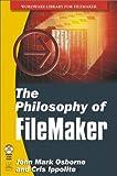 Osborne, John: The Philosophy of Filemaker