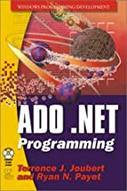 ADO.NET Programming with CDR by Terrence…