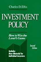 Investment Policy: How to Win the Loser's…