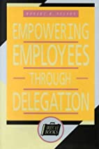 Empowering Employees Through Delegation by…