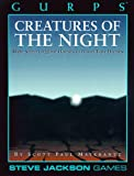 Maykrantz, Scott Paul: Creatures of the Night: Sixty-Seven Original Horrors to Haunt Your Dreams