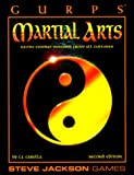 Carella, C. J.: GURPS Martial Arts: Exotic Combat Systems from All Cultures