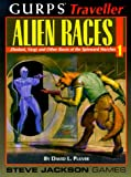 Pulver, David: Gurps Traveller: Alien Races 1  Zhodani, Vargr and Other Races of the Spinward Marches