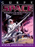 Barton, William A.: GURPS Space: Roleplaying in the Worlds of Tomorrow