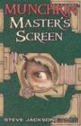 Munchkin Masters Screen by Andrew Hackard