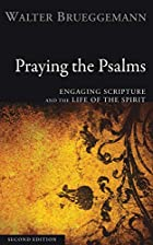 Praying the Psalms by Walter Brueggemann