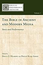 The Bible in Ancient and Modern Media: Story…