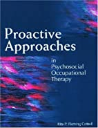 Proactive approaches in psychosocial…