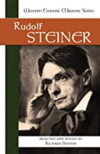 Rudolf Steiner (Western Esoteric Masters…