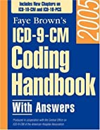 ICD-9-CM coding handbook, with answers by…