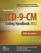 ICD-9-CM Coding Handbook, With Answers, 2012…