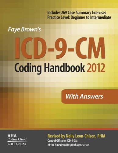 icd-9-cm-coding-handbook-with-answers-2012-revised-edition-icd-9-cm-coding-handbook-with-answers-faye-browns-icd-9-cm-coding-handbook-w-answers