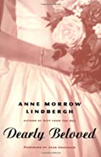 Dearly Beloved by Anne Morrow Lindbergh