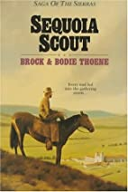Sequoia Scout (Saga of the Sierras) by Brock…