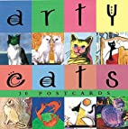 Arty Cats: 30 Postcards by David Baird