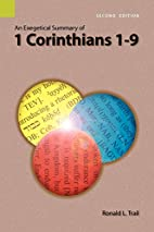An Exegetical Summary of 1 Corinthians 1-9…