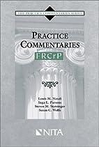 Practice Commentaries-Frcrp (The Practice…