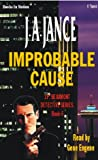 Jance, Judith A.: Improbable Cause (J.P. Beaumont Series, 5)