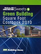Sweets Green Building Square Foot Costbook…