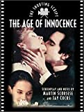 Scorsese, Martin: The Age of Innocence: The Shooting Script (Newmarket Shooting Script)