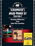 Beaufoy, Simon: Screenwriter's Award-Winner Set, Collection 7: Slumdog Millionaire, Juno, and Little Miss Sunshine (Newmarket Shooting Script)