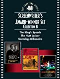 Seidler, David: Screenwriter's Award-Winner Set, Collection 8: The King's Speech, The Hurt Locker, Slumdog Millionaire (Newmarket Shooting Script)