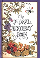 Floral Birthday Book by Applewood Books