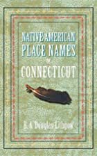 Native American Place Names of Massachusetts…
