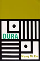 Dura (New American Poetry) by Myung Mi Kim