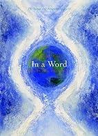 In a Word by Anneke Kaai