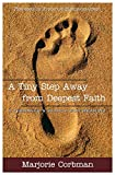 Corbman, Marjorie: A Tiny Step Away From Deepest Faith: A Teenager's Search For Meaning