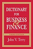 Terry, John V.: Dictionary for Business and Finance