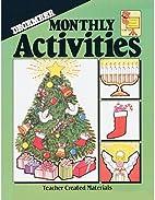 December Monthly Activities - Teacher…