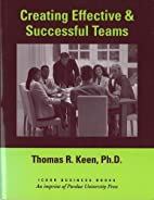 Creating effective & successful teams by…