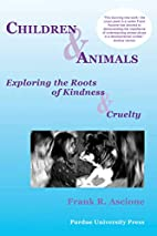 Children and Animals: Exploring the Roots of…