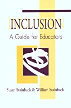 Inclusion: A Guide for Educators by Susan…