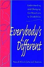 Everybody's Different: Understanding…