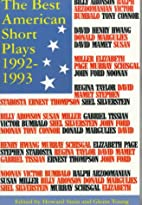 Best American Short Plays 92-93 Paprback by…