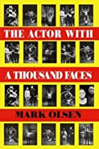 The Actor With a Thousand Faces: Paperback…